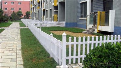 UV Proof Small Garden Fence and Picket Fence