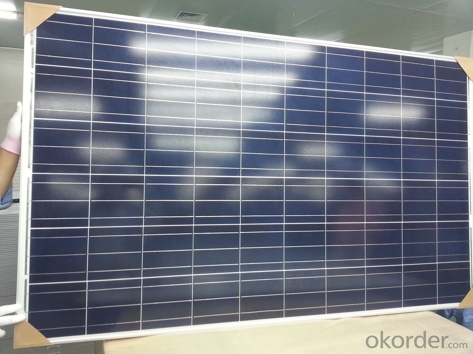 300w Poly Solar Panel For Home Use And Power Plant
