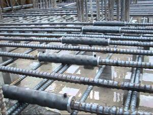 Steel Coupler Rebar Steel Made in Tianjin China