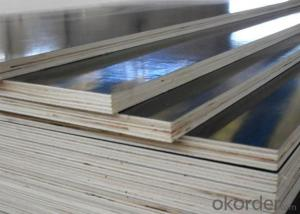 Flexible Plywood For Concrete Wall Formwork with High Quality