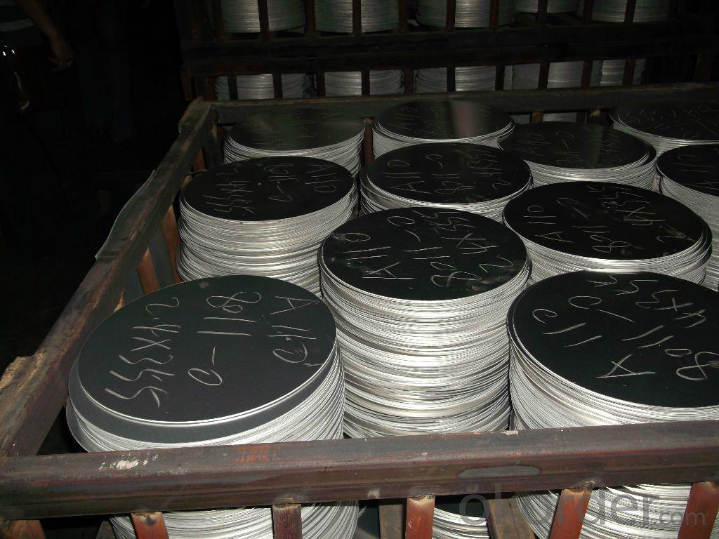 Aluminum Alloy Circle Aluminum Casting Aluminum Circle