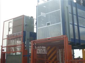 CMAX Brand Building Hoist SC200/200