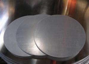 Aluminum Alloy Circle Sheet 1050/3003 Coating Painting