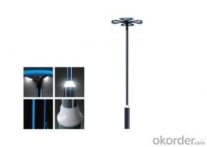 Led garden light led garden lamp 24W 48W 120W