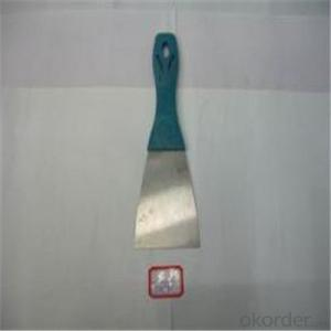 Scraper Blade/Plastic Handle Putty Knife from China