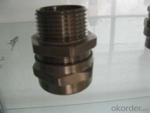 Quality products 304 steel Explosion proof pipe extension fitting