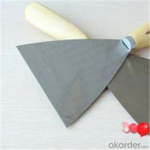 Stainless Steel Putty Knife Scraper Supplied from China
