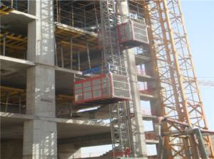 CMAX Brand Building Hoist SC100