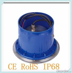 Stainless steel LED high power buried lights and swimming pool lights