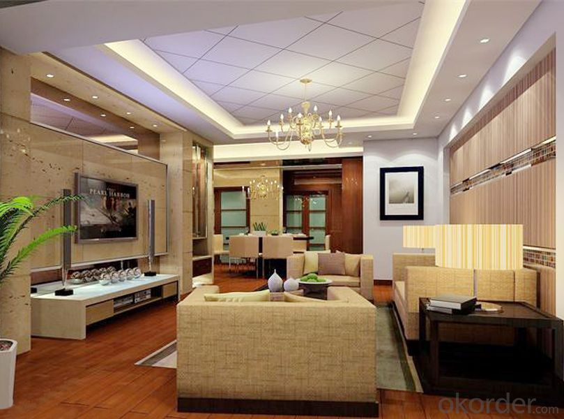 2016 Latest PVC Ceiling Designs for  Decoration