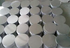 Aluminum Circle Sheet For Cookware Untensile Kettle Presure Pot
