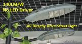High Power Led Street Light  high Luminous Efficiency