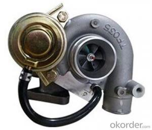Turbocharger for Mitsubishi Canter TF035 49135-03301 Turbo