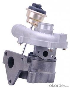 Turbocharger KP35  for Clio II 1.5 dCi and Kangoo I 1.5