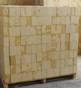 High Grade Silica Refractory Brick For Glass Furnace