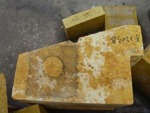 Superior Quality Silica Light Weight Slicay Brick for Melting Furnace