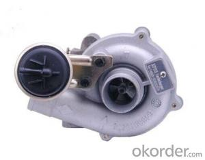 Turbocharger KP35  for Clio II 1.5 dCi and Kangoo I 1.5