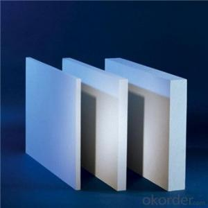 Fire-Resistant  Insulation materials Ceramic Fiber Board