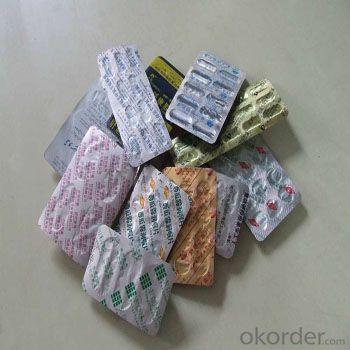 Aluminium Foil and Coil for medicine using