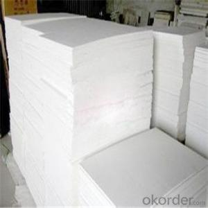 Insulation Thermal Ceramic Fiber Board  Excellent Thermal Stability Heat Insulation