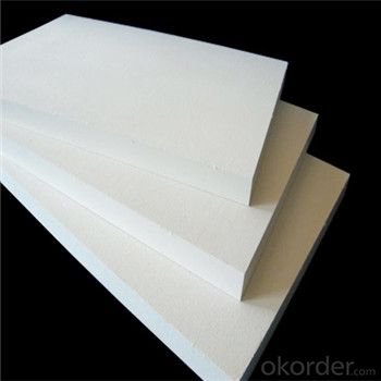 Ceramic Fiber Board  Excellent Thermal Stability Heat Insulation
