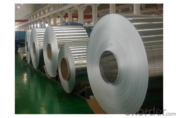 Mill Finish Aluminum Coil for Metal Roofing 1XXX 3XXX 5XXX
