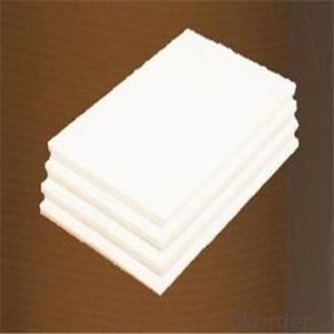 1260C Ceramic Fiber Board Fire-Resistant  Insulation materials