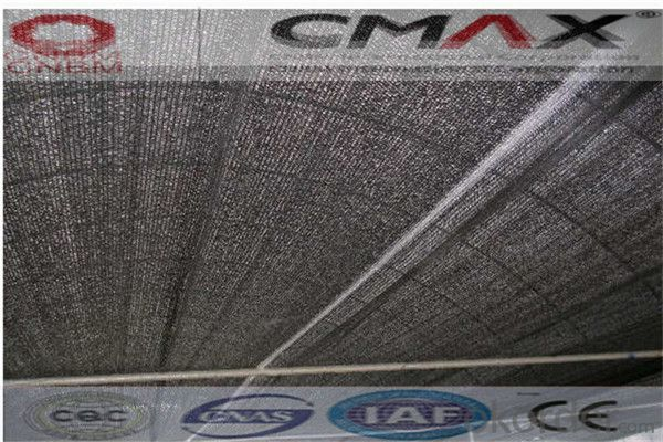 Sun Shade Net For Sale Black Virgin Material HDPE From China