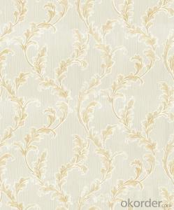 PVC Wallpaper CNBM Moreden New Style PVC Coated Deep Embossed Chinese Wallpaper