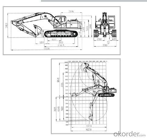 CMAX Excavator Brand New and Used 927F on Sale
