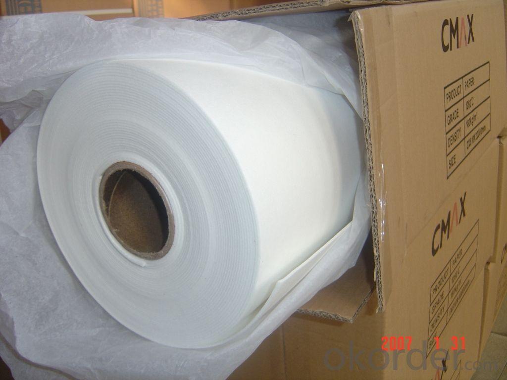 High purity heat-resistant ceramic fiber paper HZ