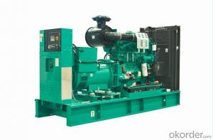 Cummins diesel generator set (Dingxin Electric)