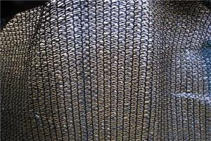 Sun Shade Net For Greenhouse For Black Color(Factory)