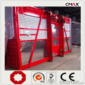Buidling Construction Hoist Hot Galvanize