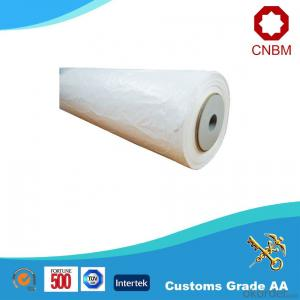 Stretch Film Masking Protective Cast For Auto Paint