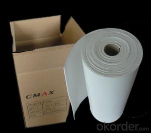 High purity heat-resistant ceramic fiber paper DZ
