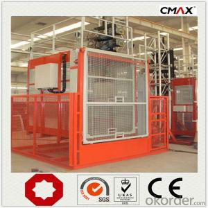Construction Hoist Safety Device Spare Parts