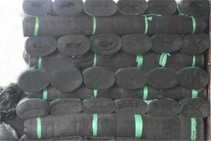 Plastic Shade Netting with UV Resistant With Black Virgin Material From China