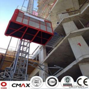 Building Hoist With 1.5ton European Standard Electric Part