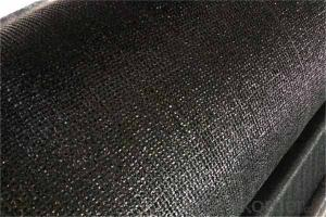 Sun Shade Net With Black Virgin Material  100% virgin HDPE