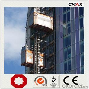 Construction Hoist High Tensile Steel SC200