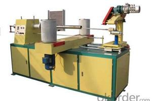 Numerical Control Paper Core Rewinding Machine