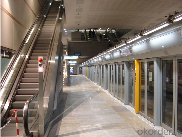 The Platform Screen Doors System of Urban Railway Transportation