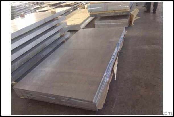 BS EN 7075 Aluminium Plates for Airplane Body