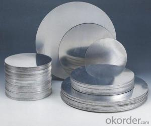 Aluminium ​Circle for Making Decorative Desk Lamp Cover