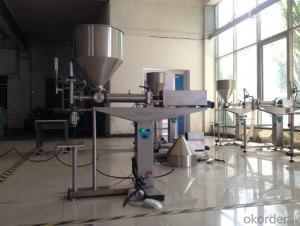 Stand up Type Filling Machine Pneumatic Control for Liquid