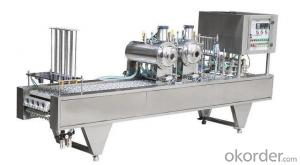 Automatic Plastic Capping Machine for Packaging Industry Use