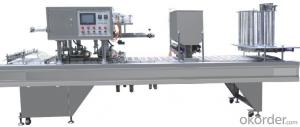 Automatic Plastic Capping Machine for Packaging Industry