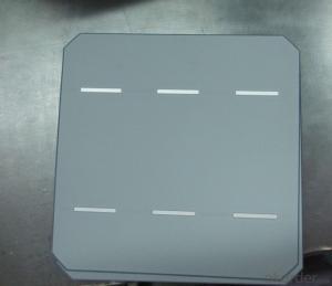 6 Inch 3BB Monocrystallin Best Solar Cell Price 18.0%