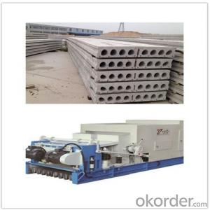 Reinforced Hollow Core Panel Making Machine